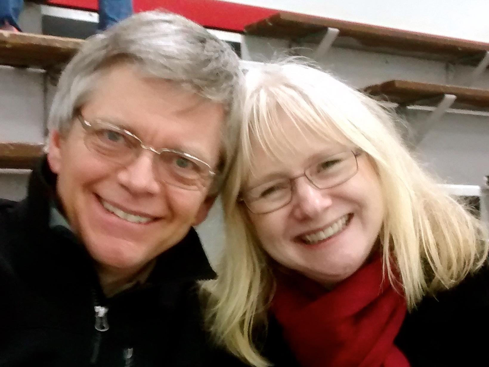 Joanna & Brian from Victoria, British Columbia, Canada