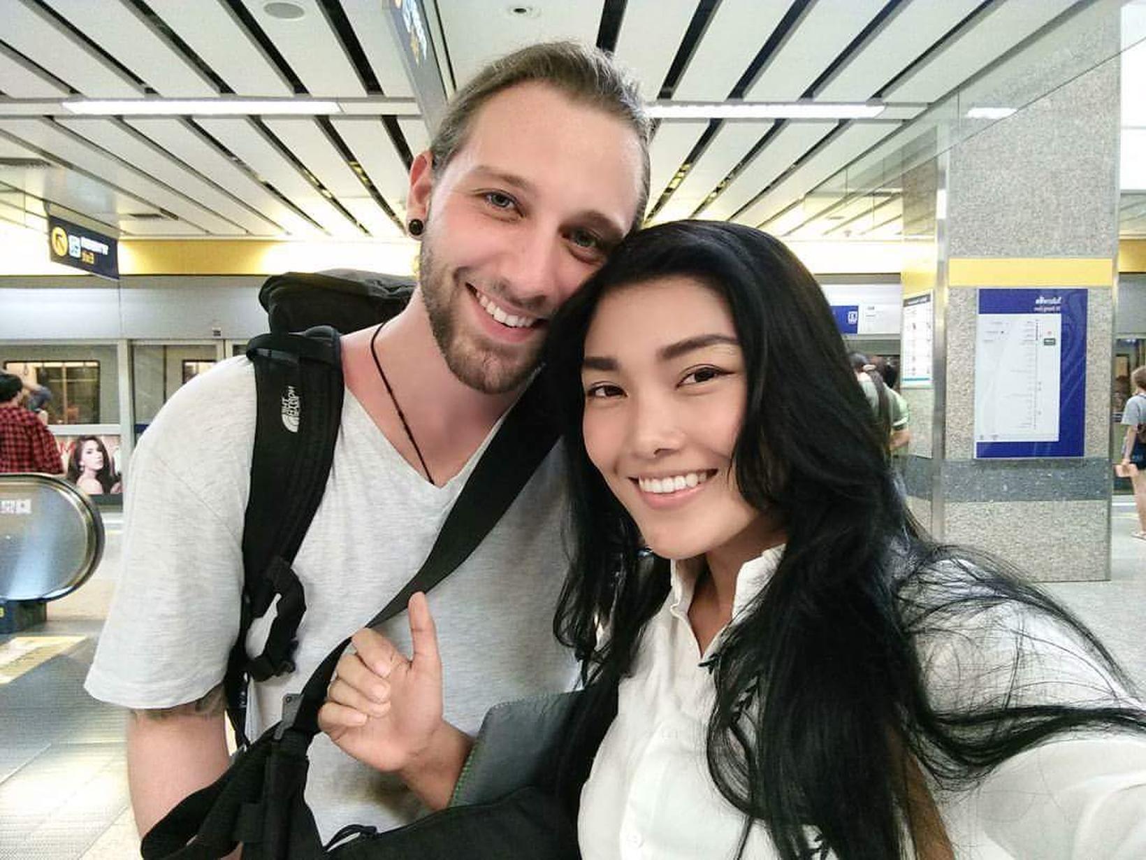 Joshua & Natwaramon from Bangkok, Thailand