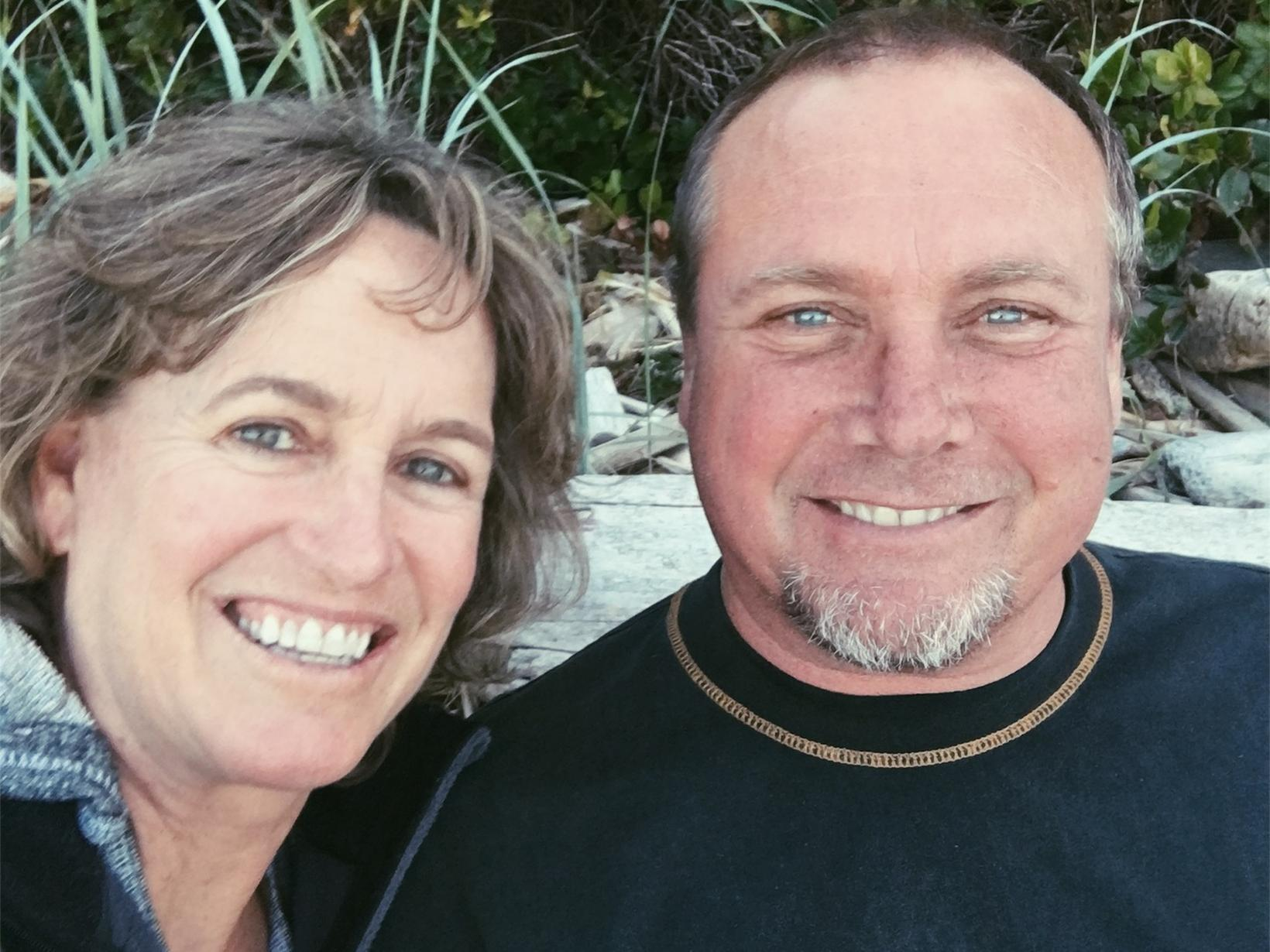 Maureen & Jim from Danville, California, United States
