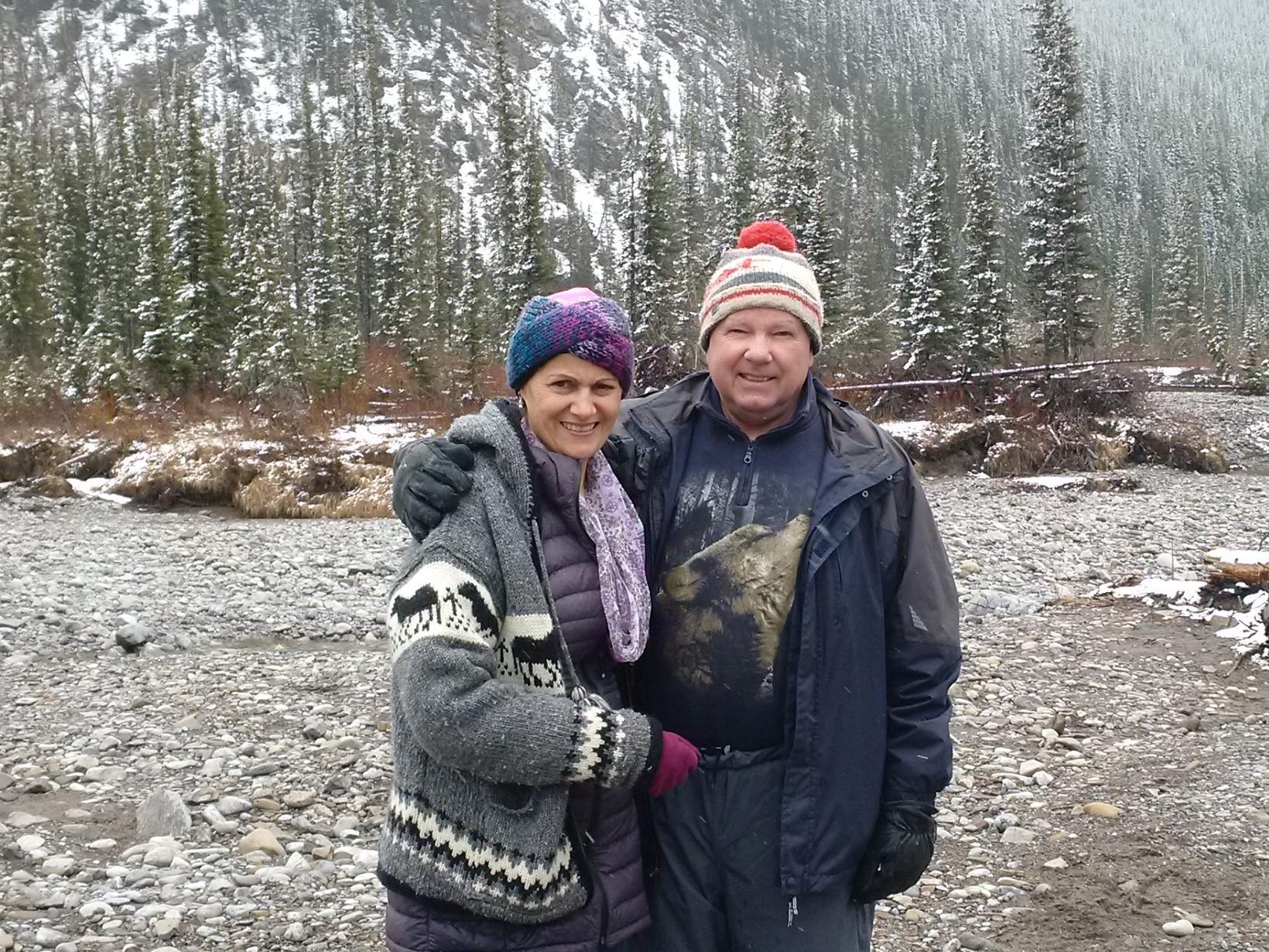 Steve & Lise from Nakina, Ontario, Canada