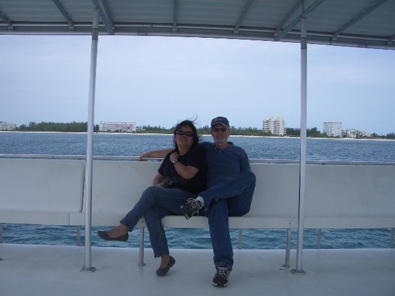 Nichol & Elizabeth from Courtenay, British Columbia, Canada