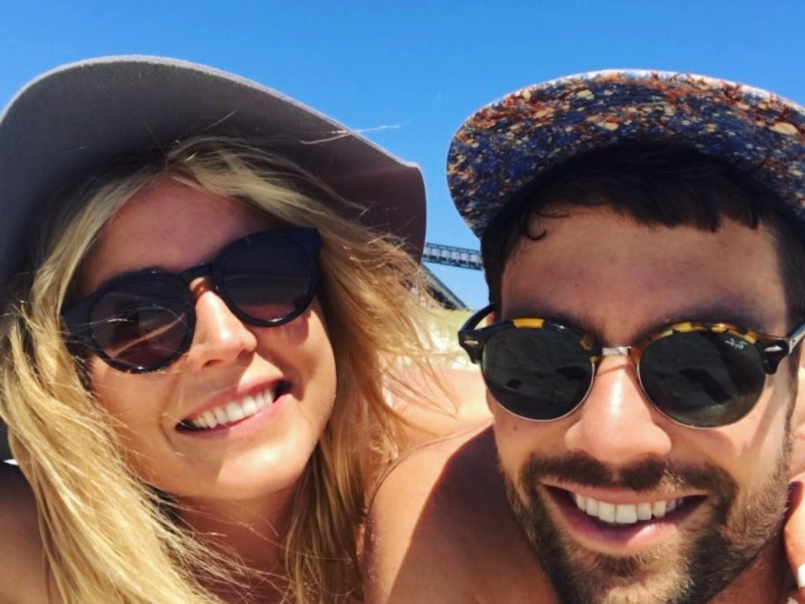 Brad & Sammi from Cottesloe, Western Australia, Australia