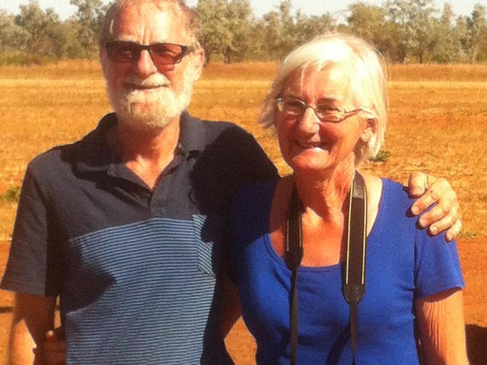 Marie & Fred from Brisbane, Queensland, Australia