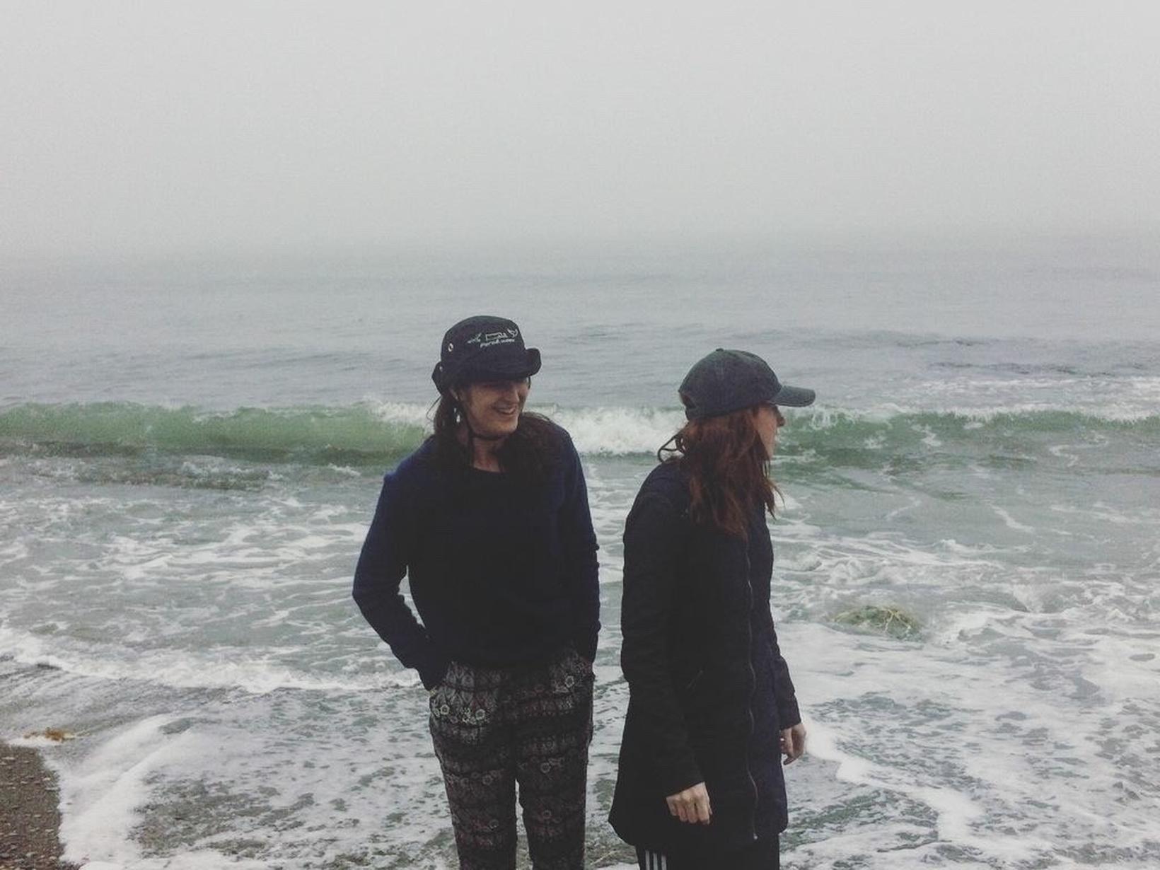 Audrey & Lidia from Québec, Quebec, Canada
