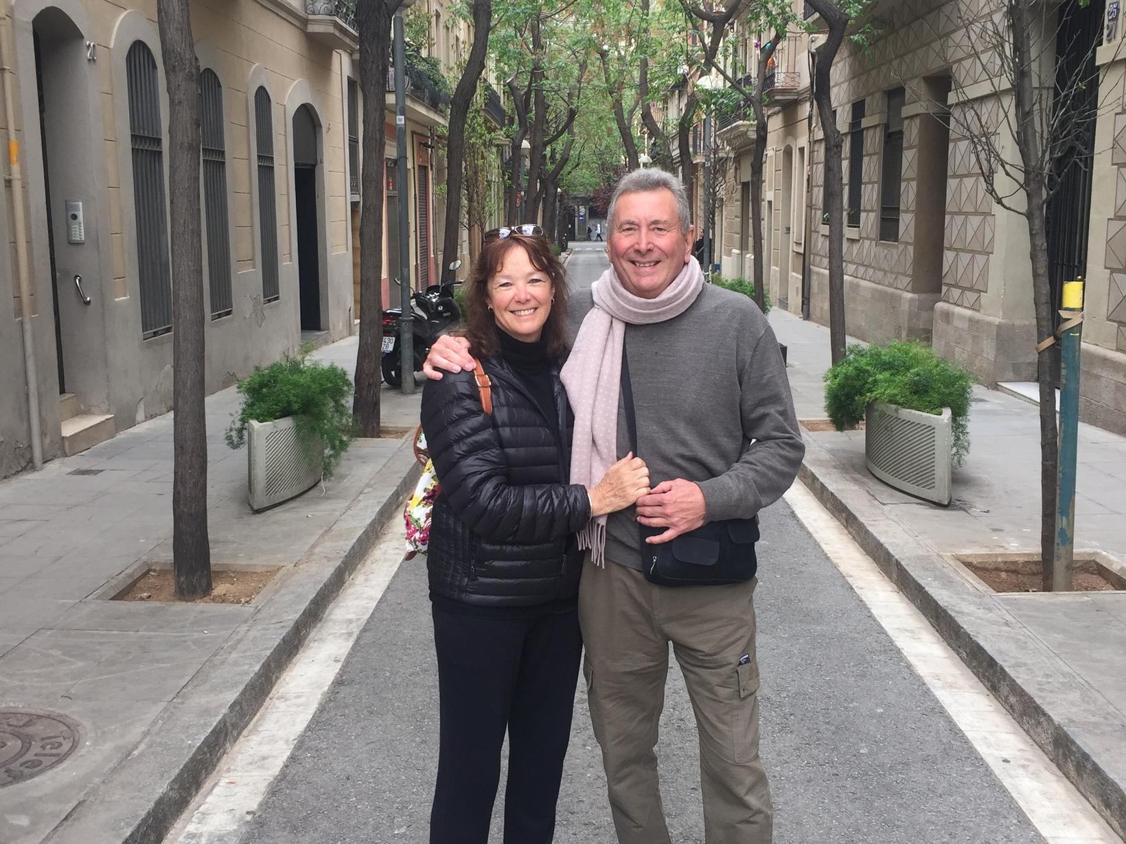 Paul & Joy from Melbourne, Victoria, Australia