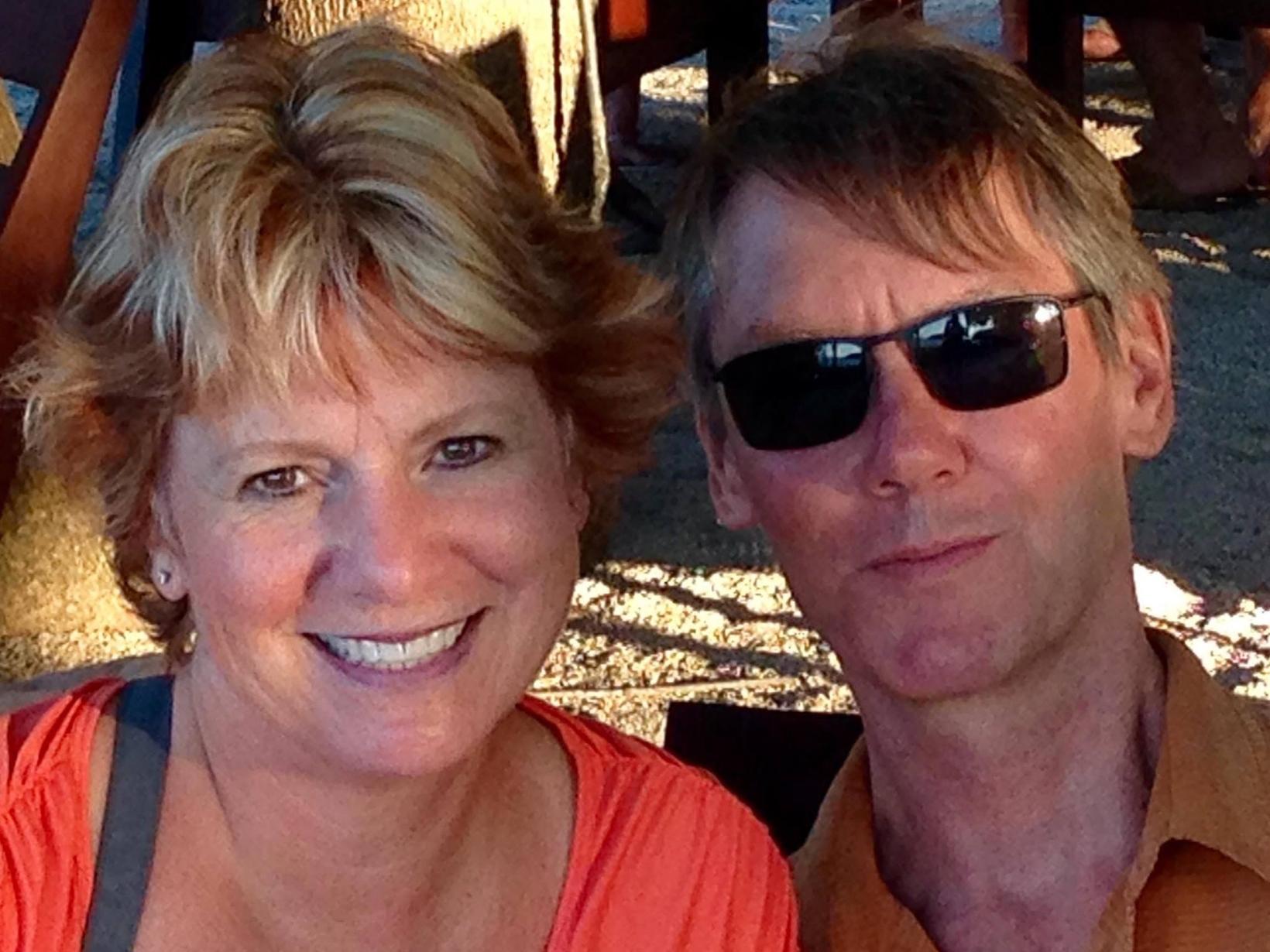 Eric & Marie from Hemet, California, United States