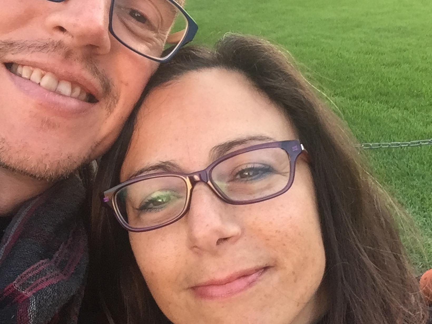 Evelyn & Robert from Brighton, United Kingdom