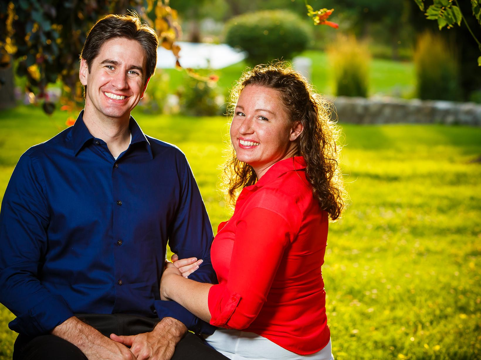 Camille & Carl from Denver, Colorado, United States
