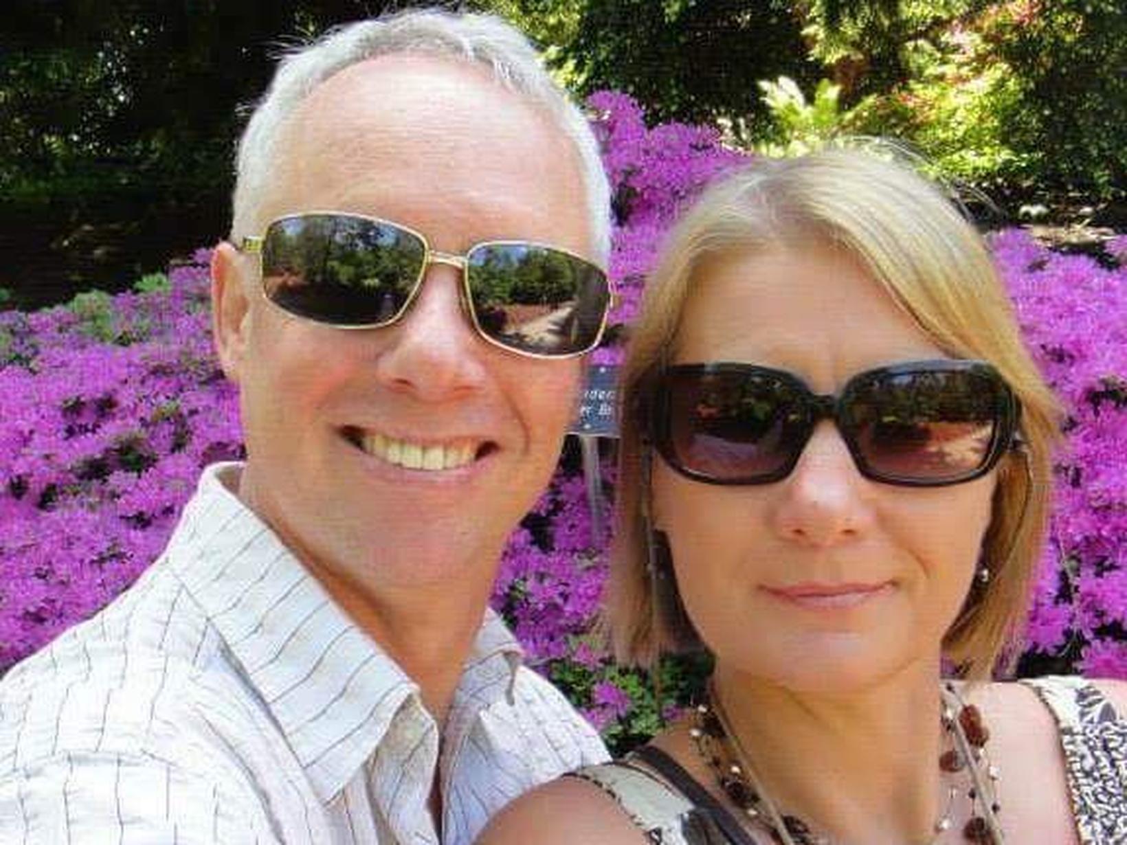 Mark & Tina from Carshalton Beeches, United Kingdom