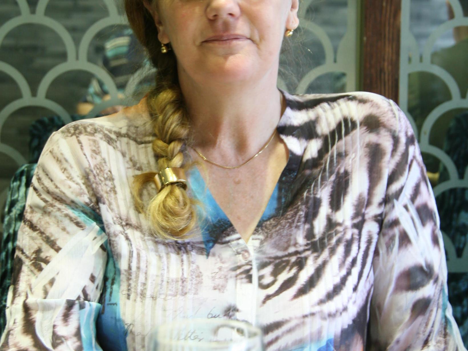 Andrea from Melbourne, Victoria, Australia