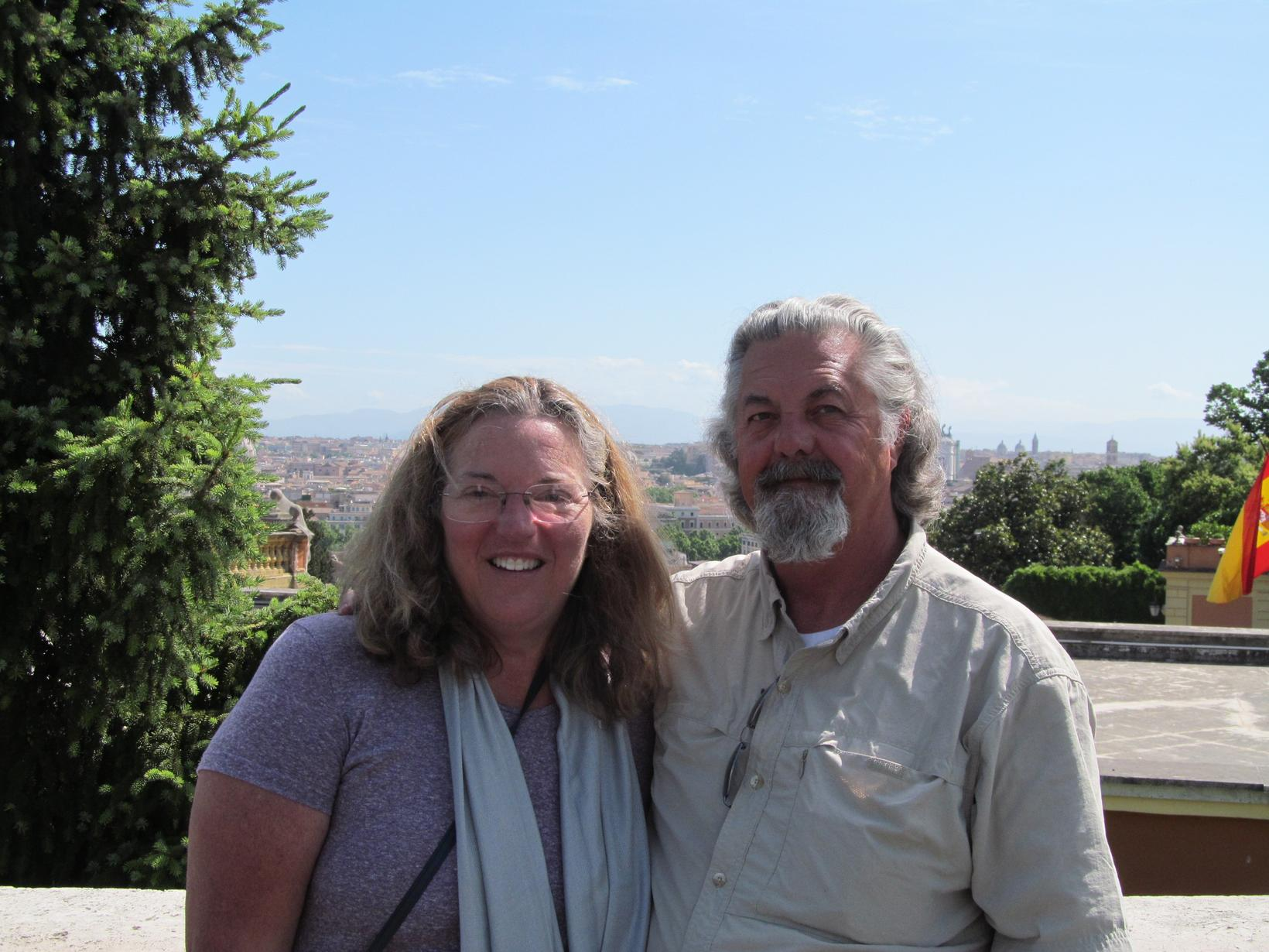 Shelley & Dwight from Redlands, California, United States