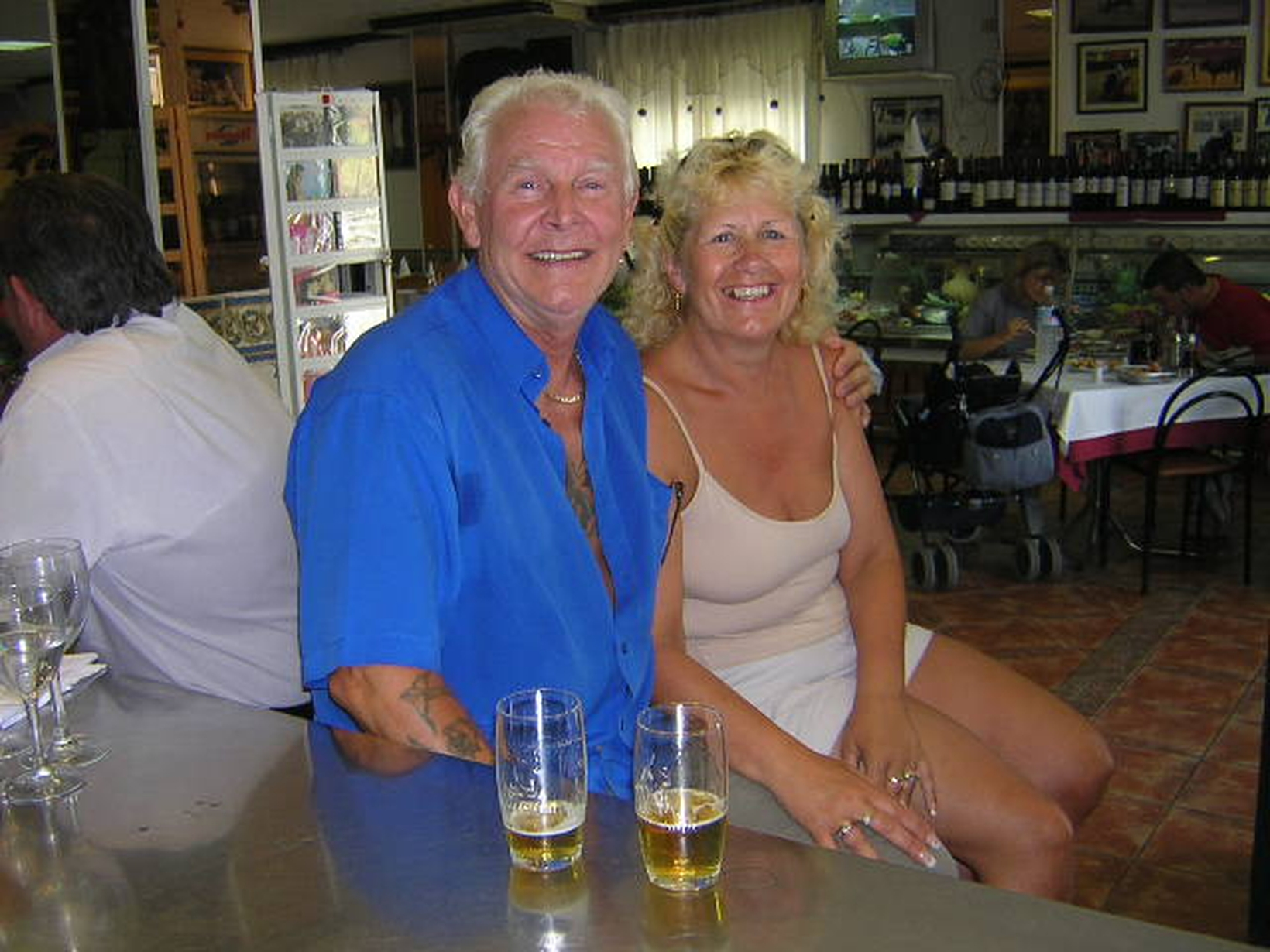 Jennifer & Allan from Alicante, Spain