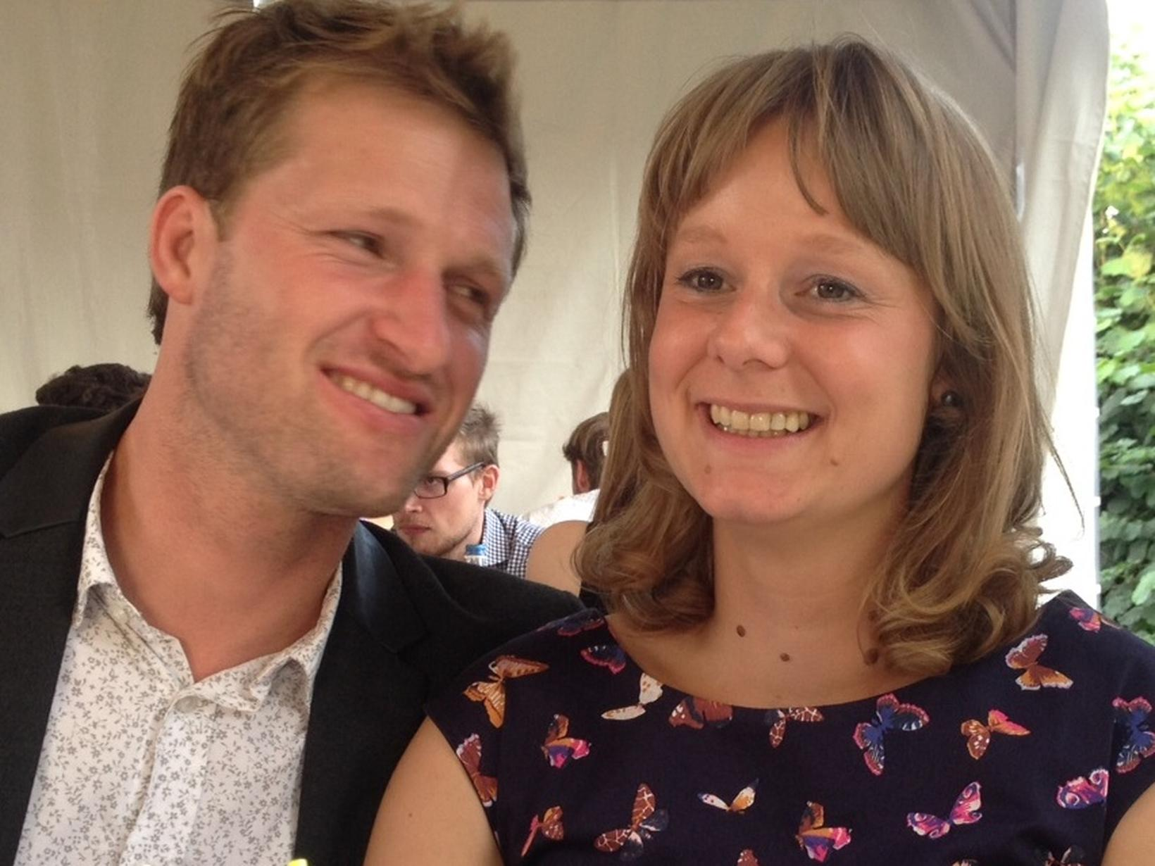 Ellen & Iwan from Leuven, Belgium
