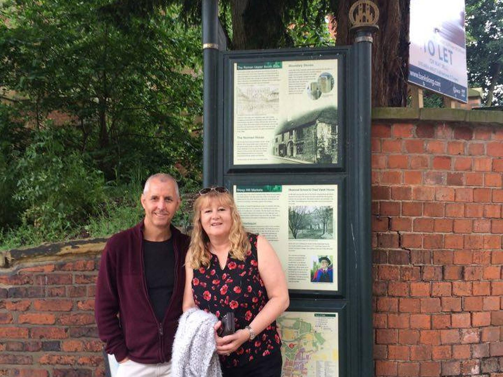 Lynn & Paul from Peterborough, United Kingdom