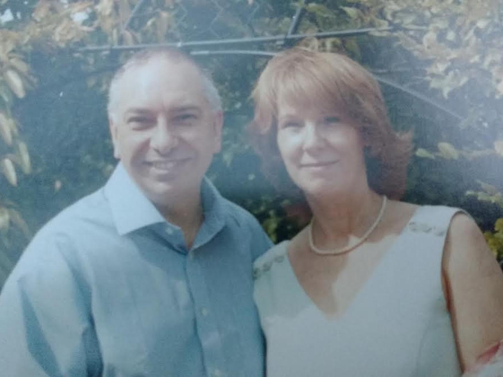 Dorothy & Ken from Woking, United Kingdom