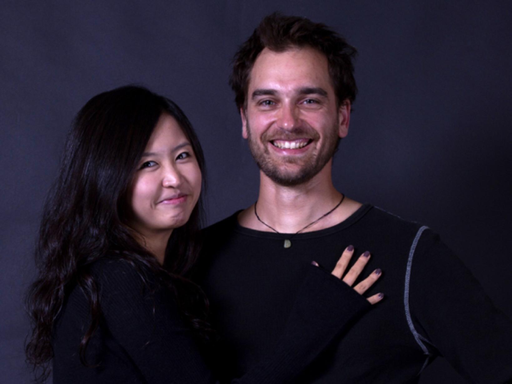 Mark & Hyeshin from Auckland, New Zealand
