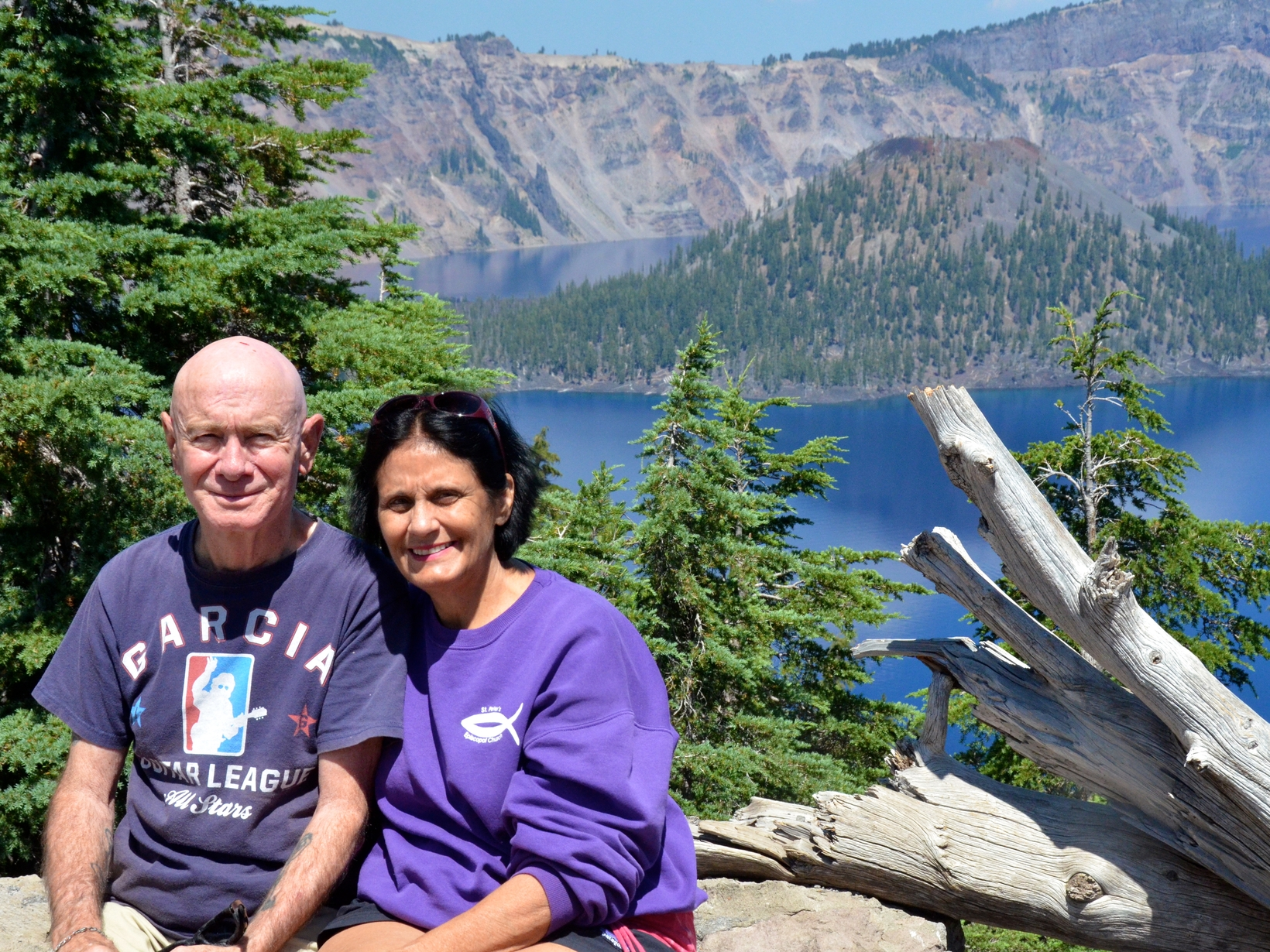 Mary and john & John from Box Elder, South Dakota, United States