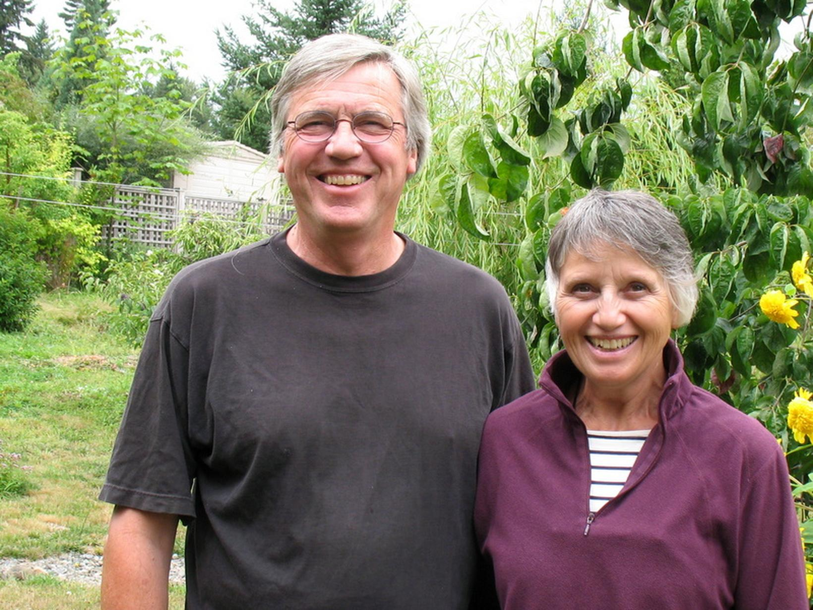 Philip & Emily from Courtenay, British Columbia, Canada
