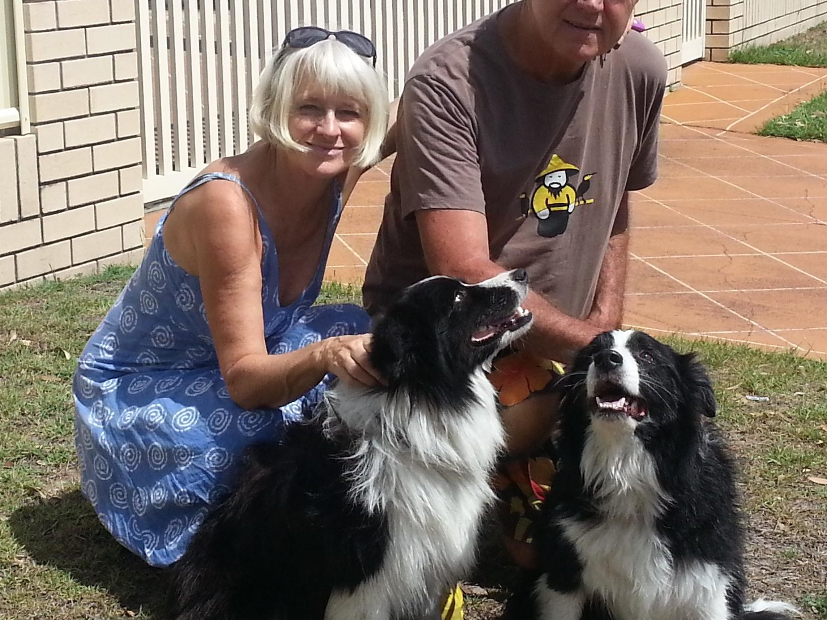 Carol & John from Gold Coast, Queensland, Australia