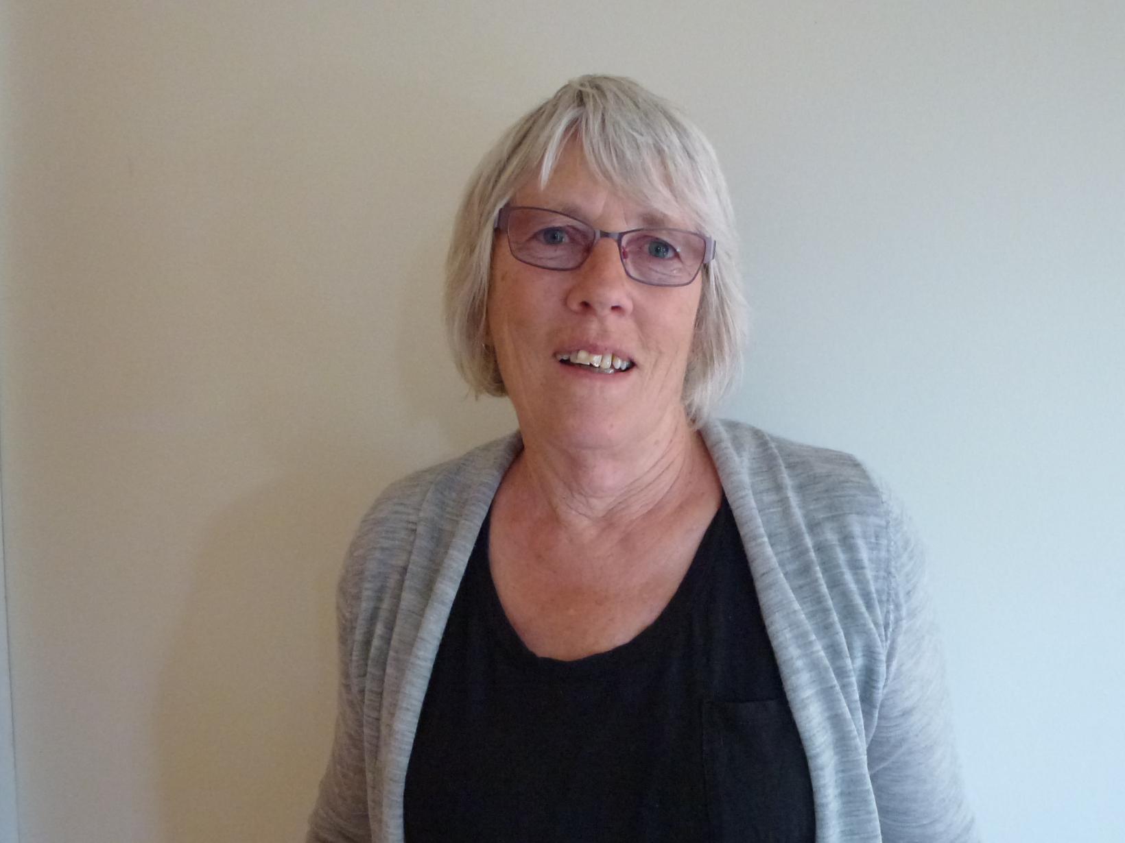 Kay from Kaikoura, New Zealand