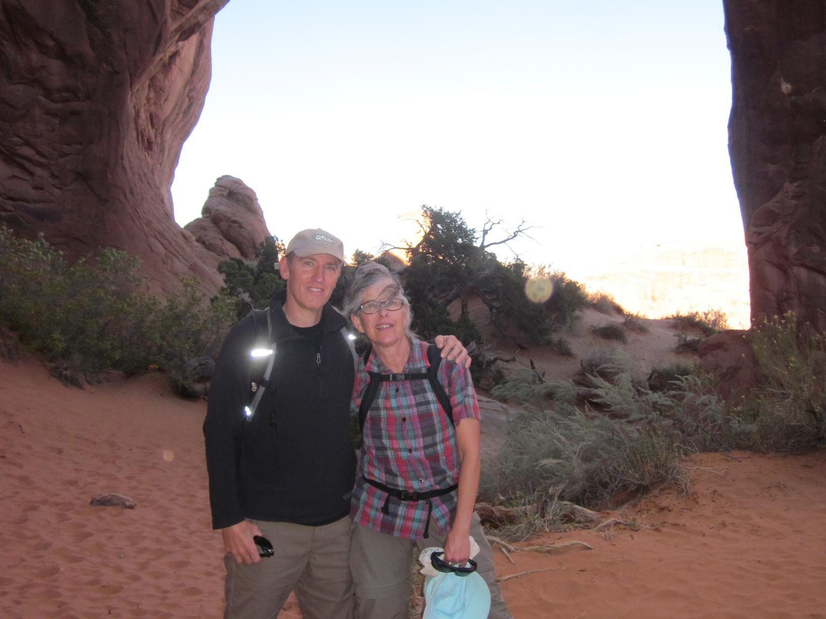 Sona & Jim from Colorado Springs, Colorado, United States
