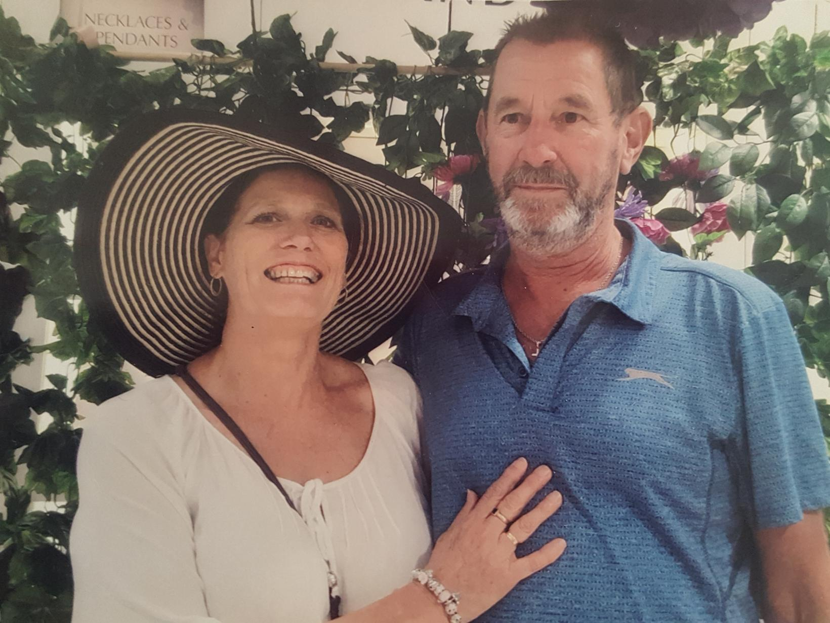 Jennifer & Darryl from Albury, New South Wales, Australia