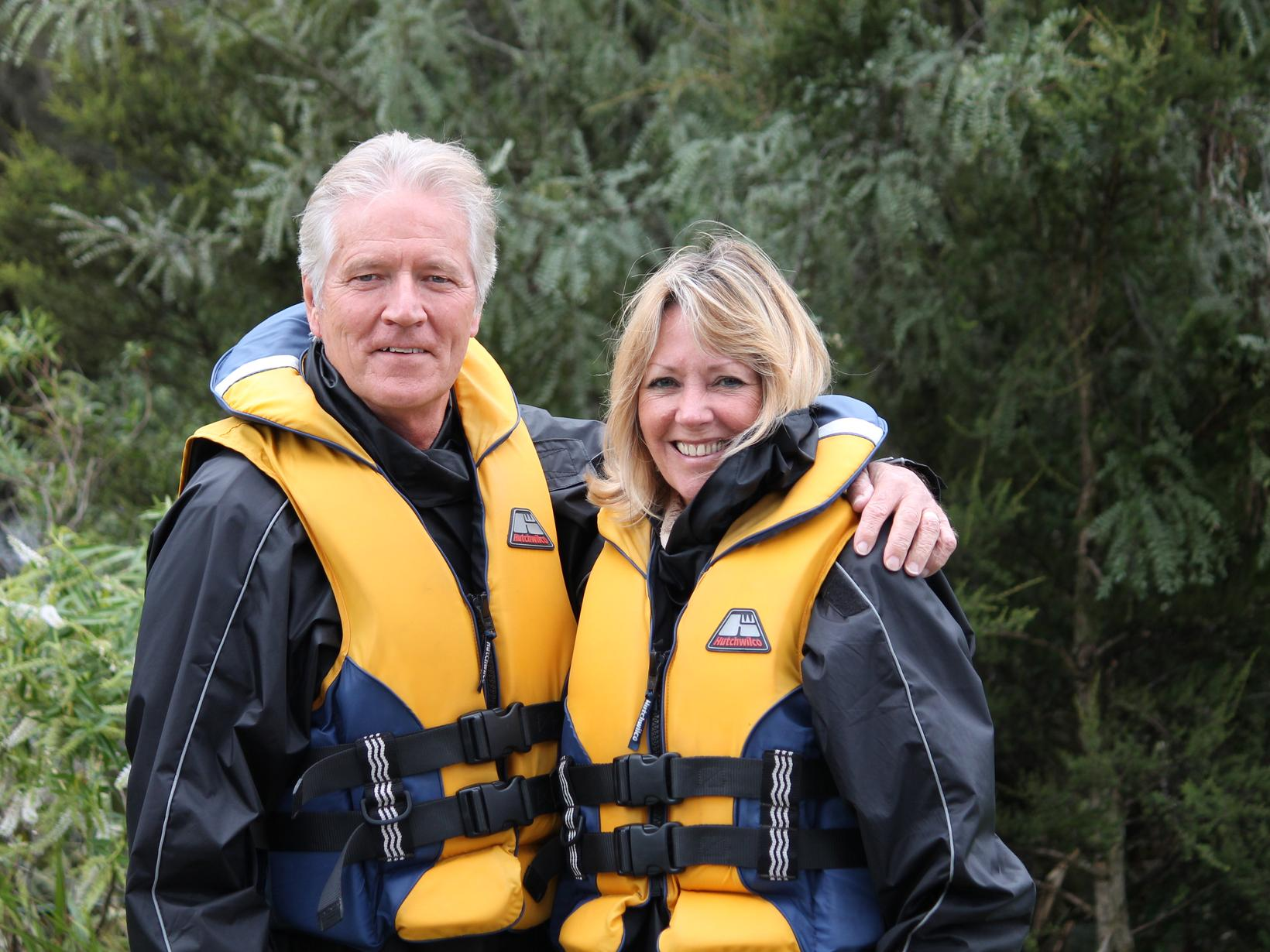 Janny & John from Perth, Western Australia, Australia