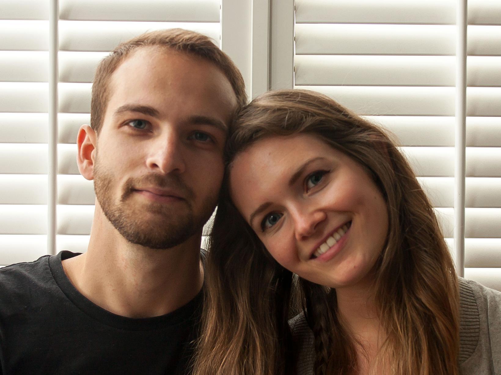 Necia & Yannick from London, United Kingdom