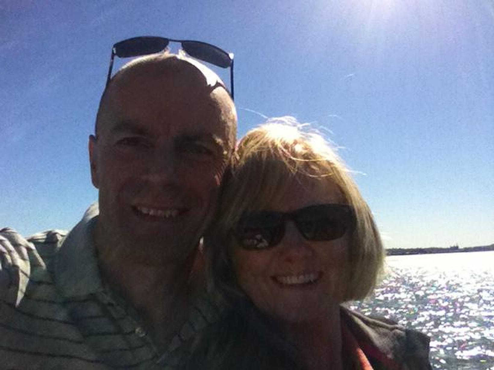 Steve & Meryl from Diss, United Kingdom