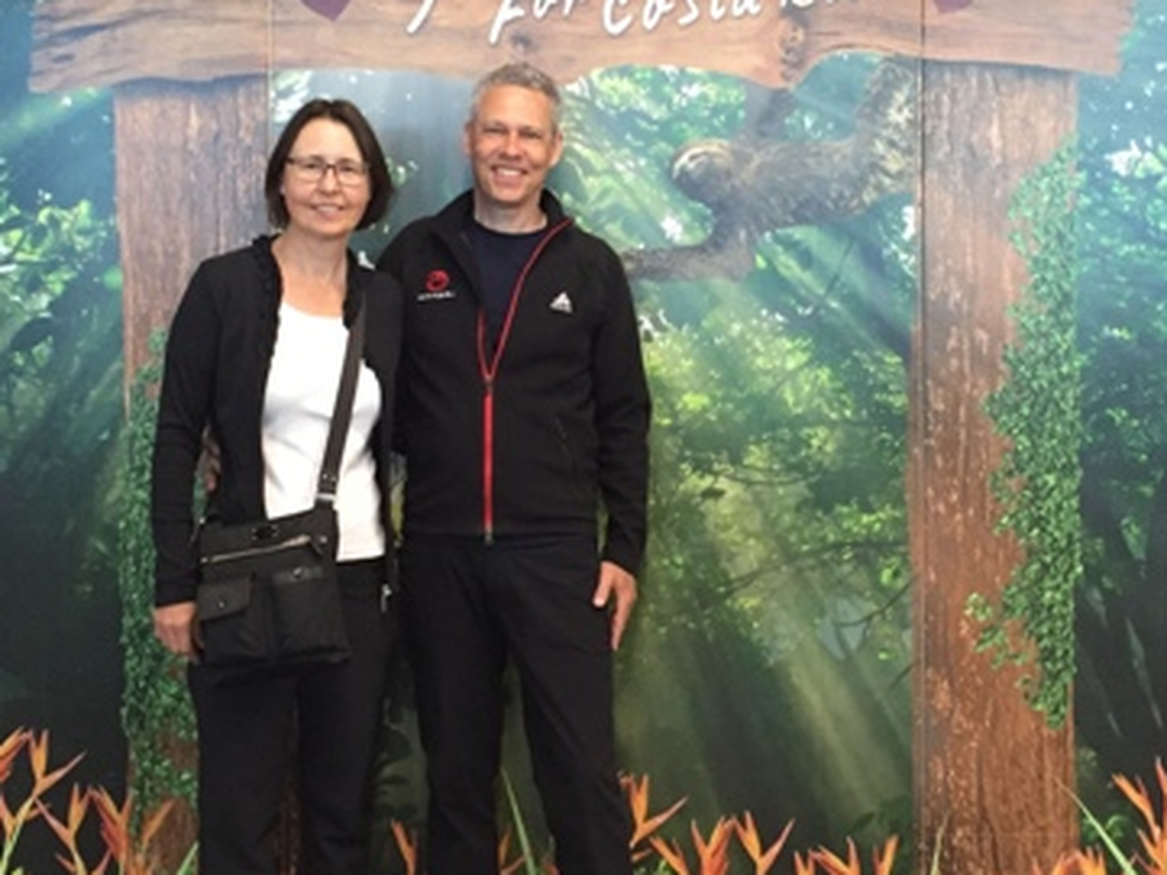 Sandra & Chris from Zug, Switzerland