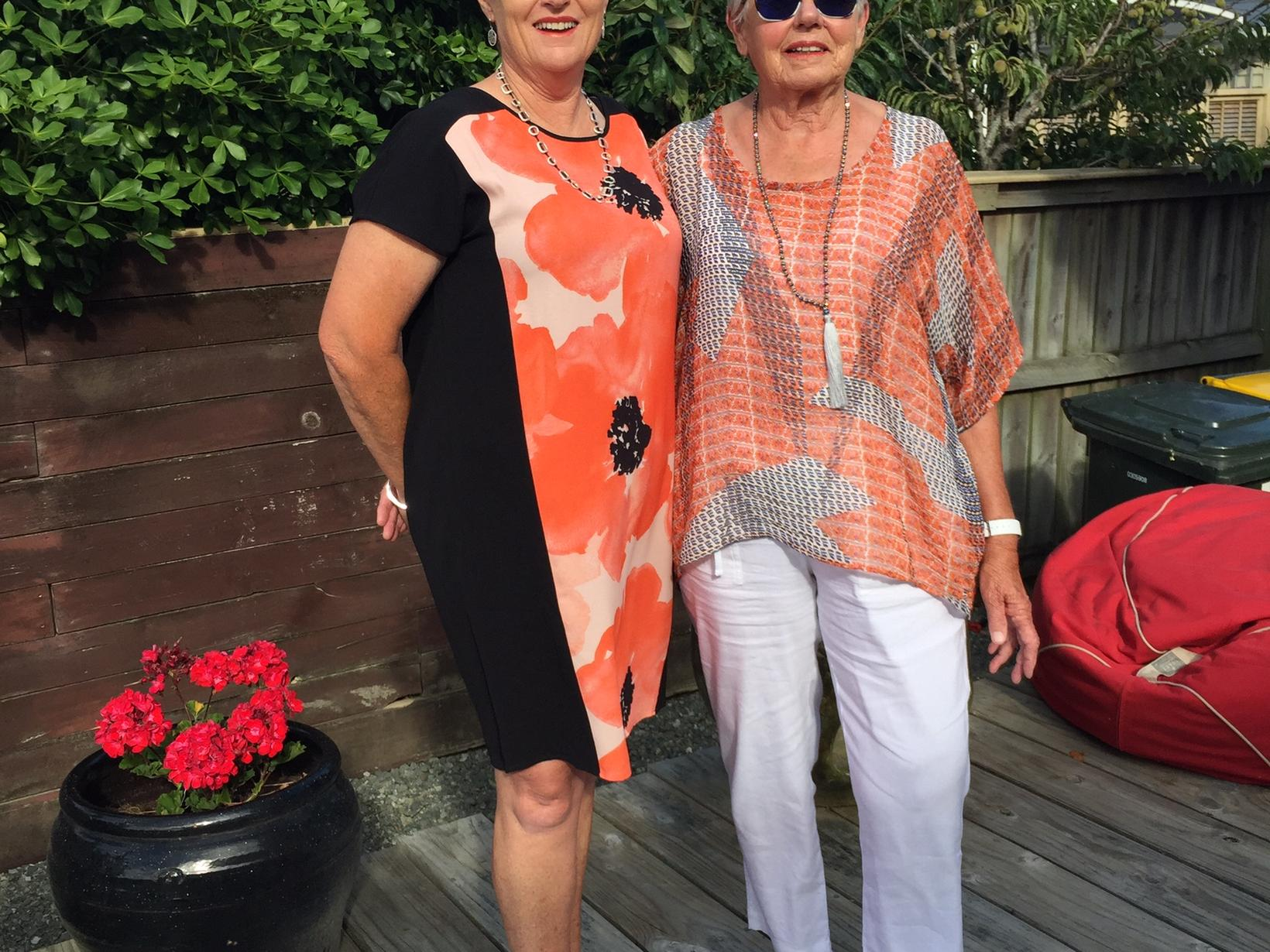 Barbara & Margaret from Leigh, New Zealand
