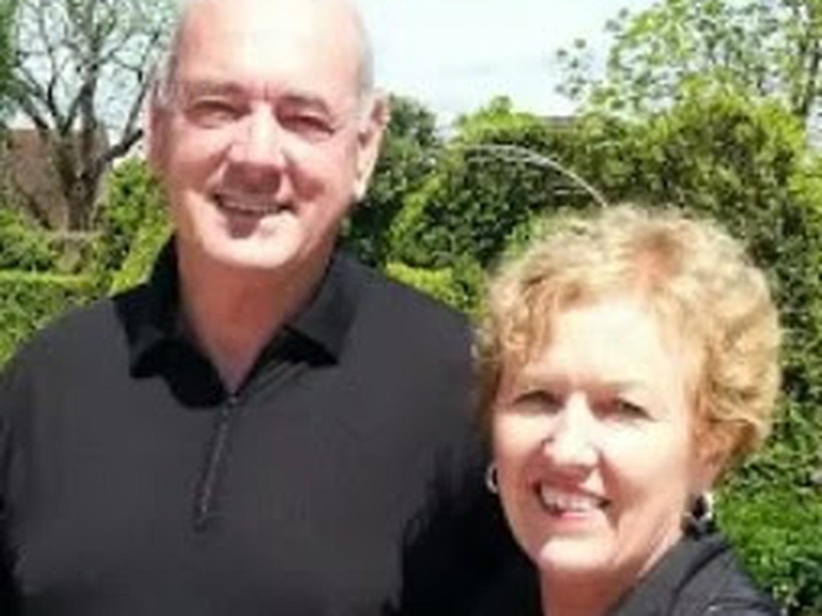 Liz & Jim from Christchurch, New Zealand