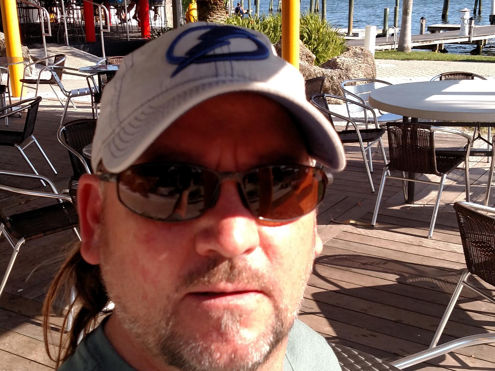 Dean from Tampa, Florida, United States