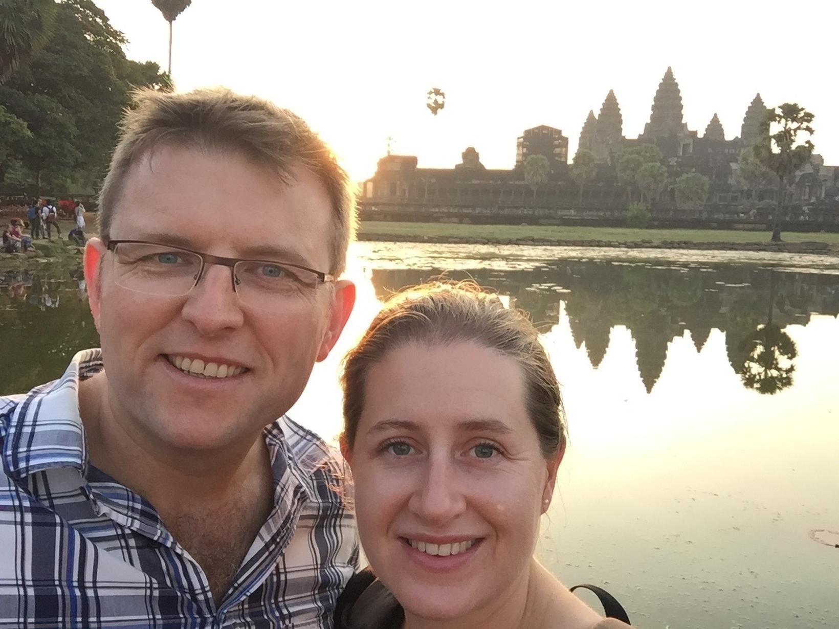 Scott & Kate from Melbourne, Victoria, Australia
