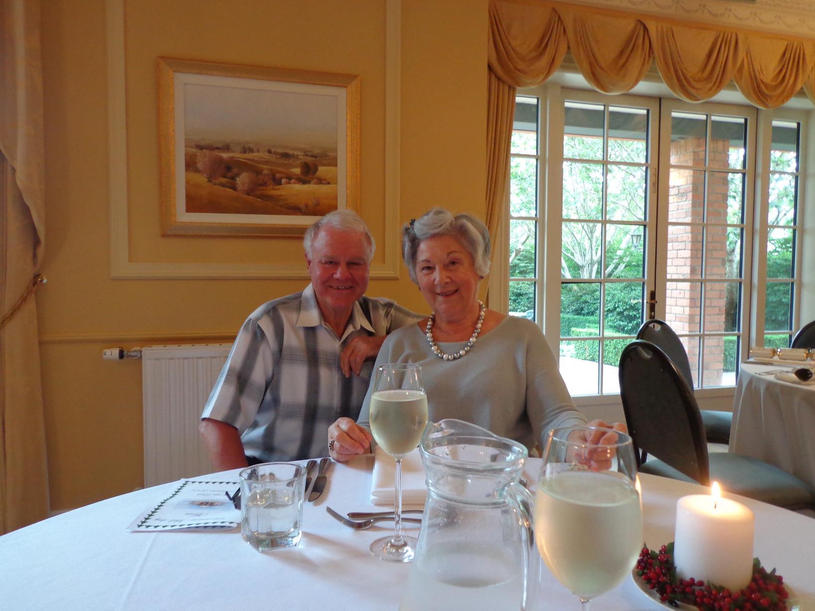 Bill & Dianne from Tauranga, New Zealand