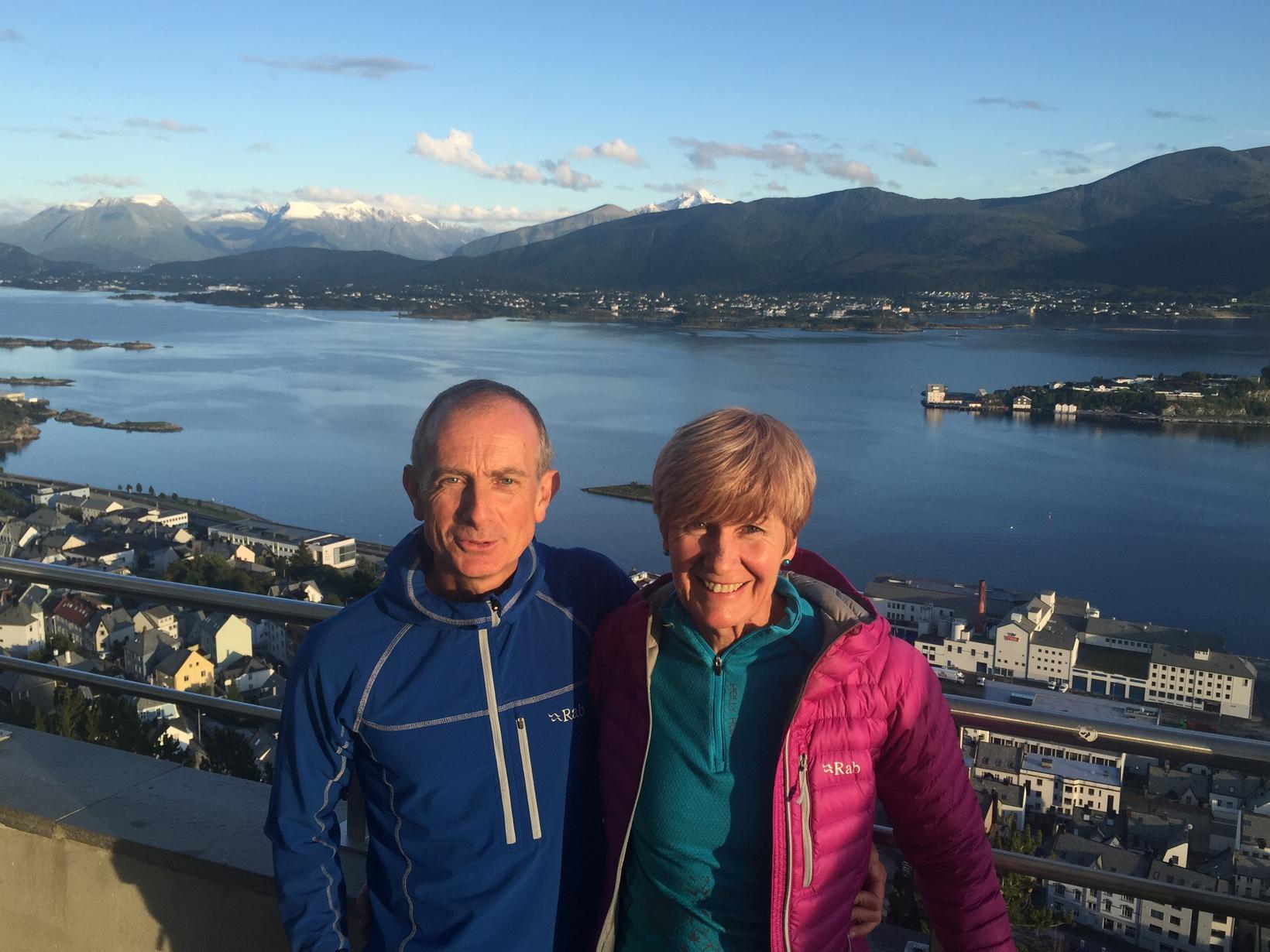 Sue & Simon from Chester, United Kingdom