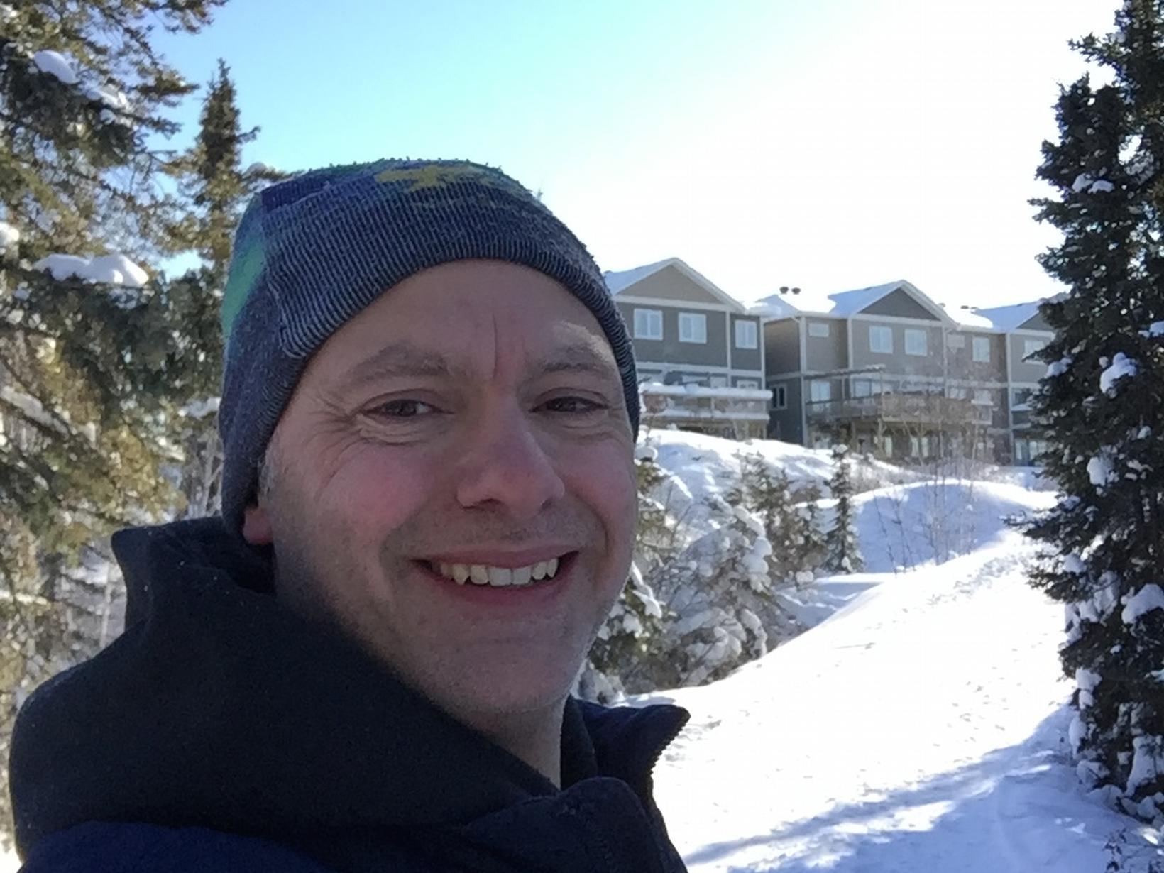 Paul from Yellowknife, Northwest Territories, Canada