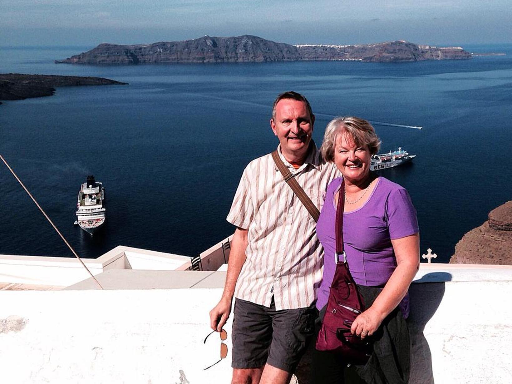Kate & Robert from Victoria, British Columbia, Canada