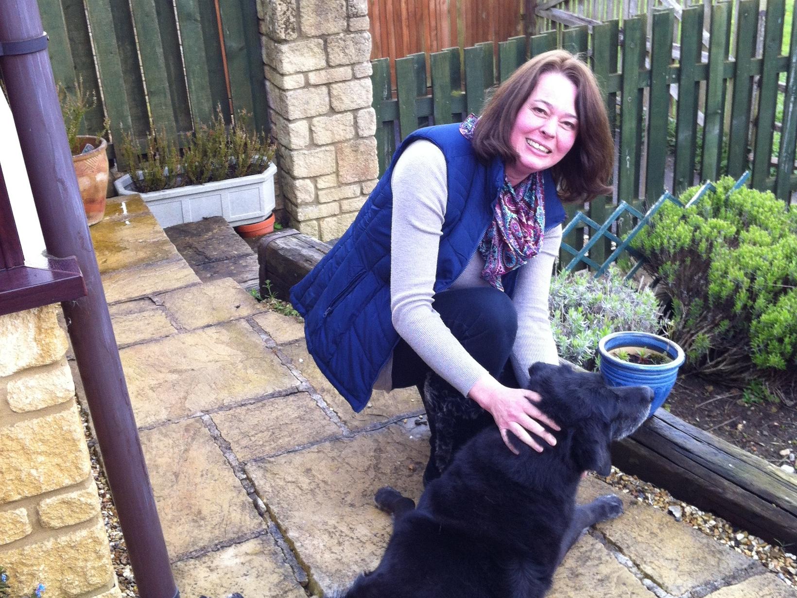 Julie from Bath, United Kingdom