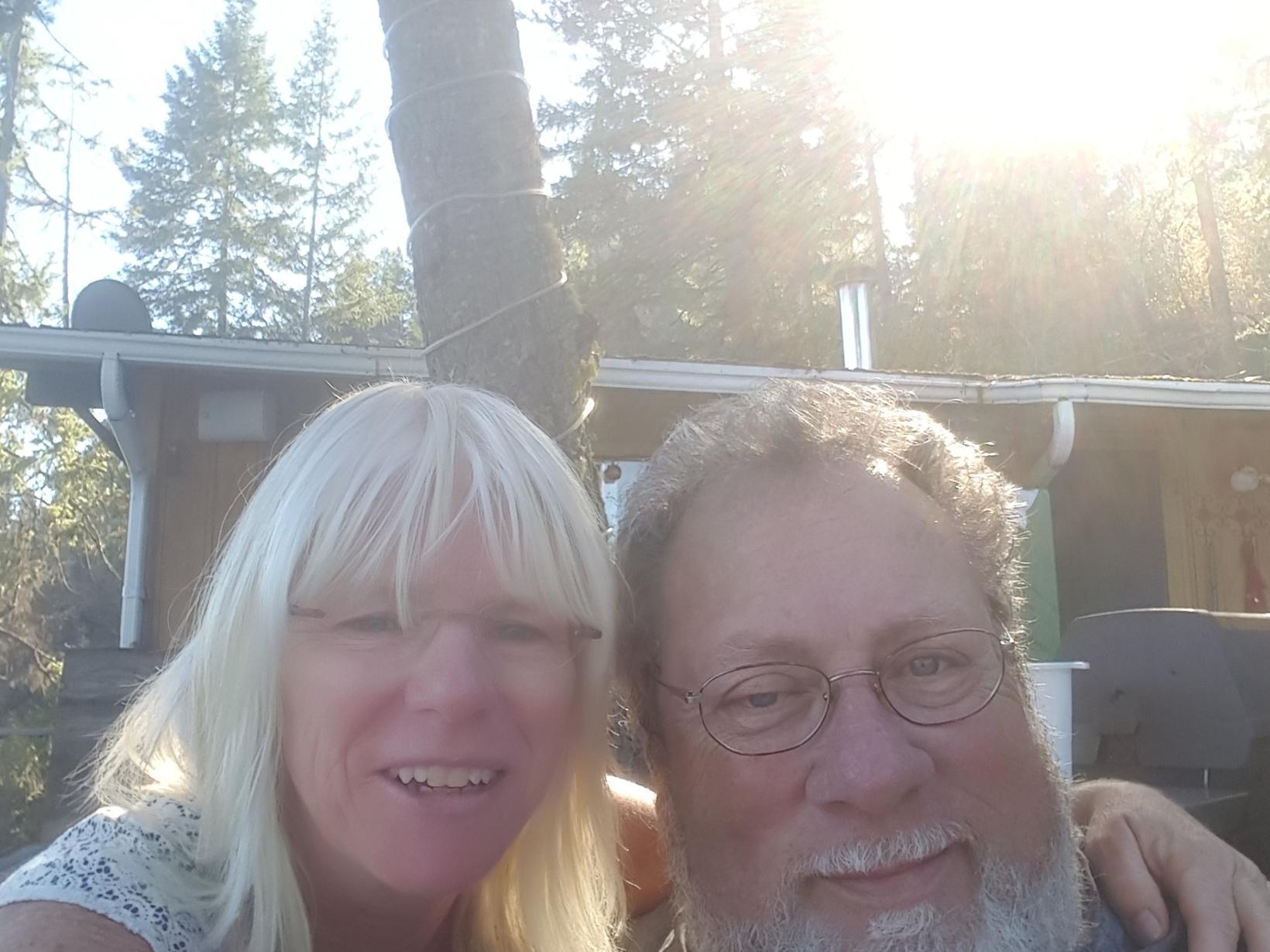 Brian & Mary-anne from Kelowna, British Columbia, Canada