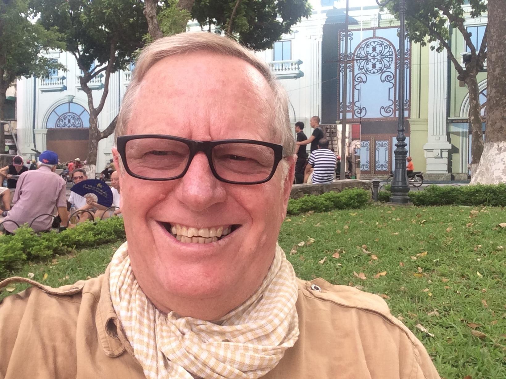 Paul from Denham, United Kingdom