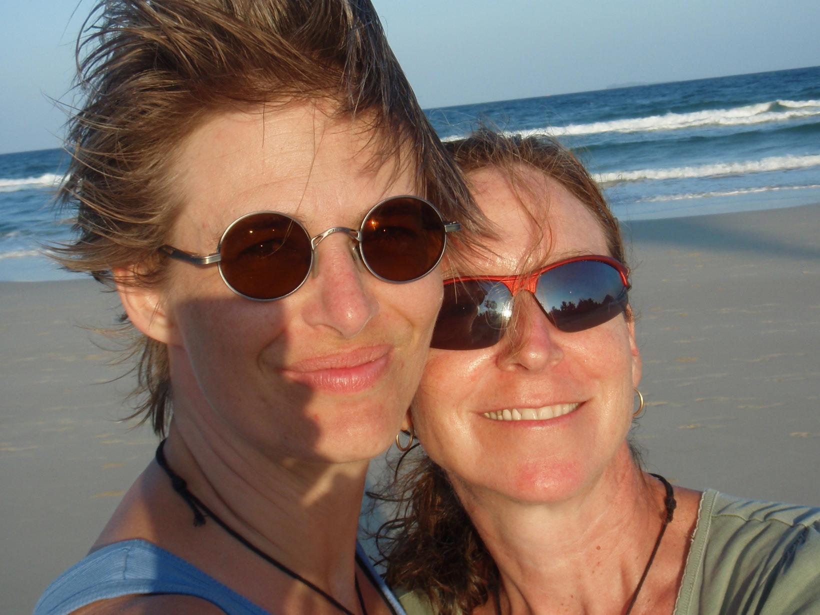 Chantal & Janice from Halifax, Nova Scotia, Canada