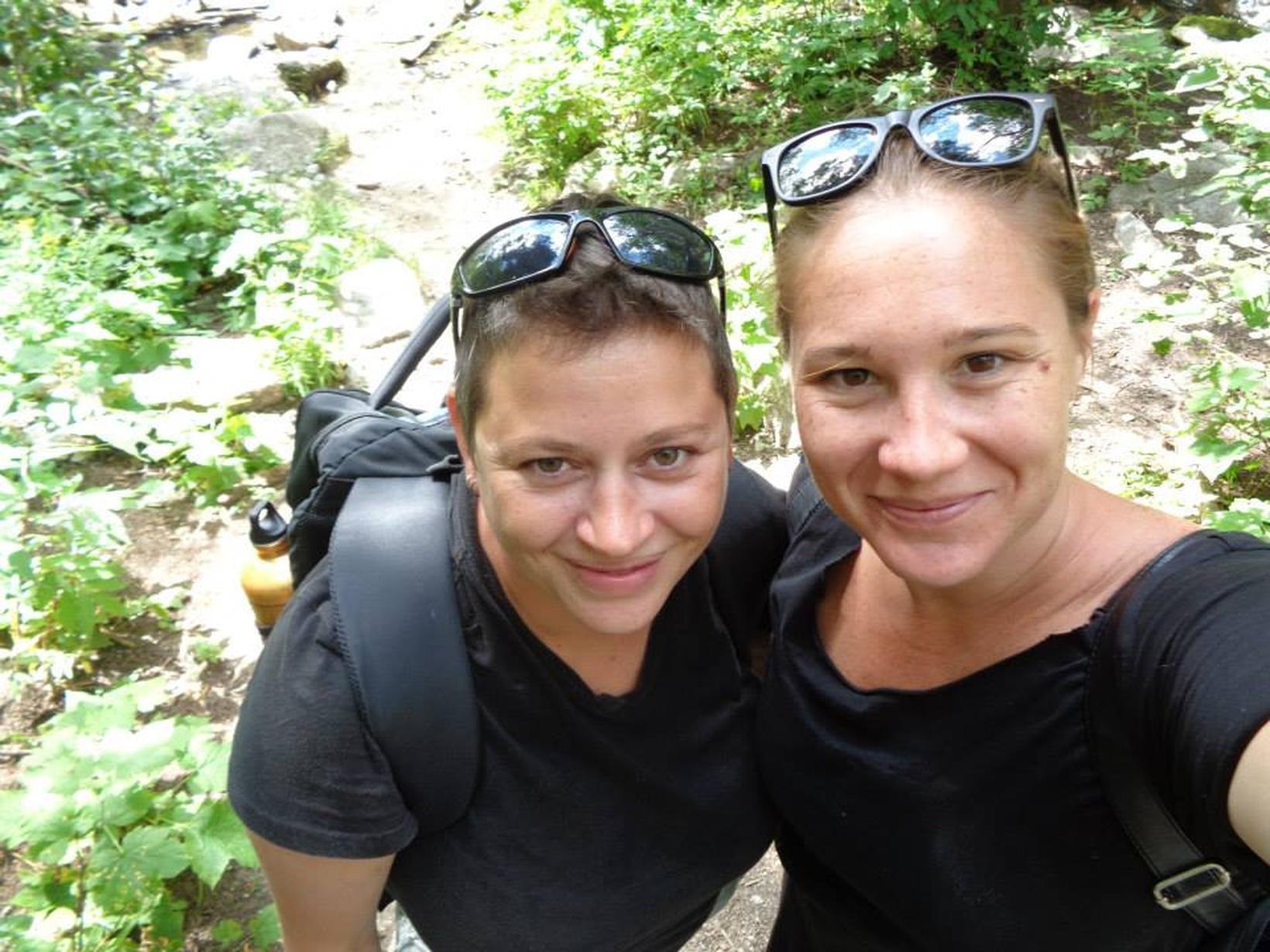 Kristen & Dora from Sihanoukville, Cambodia