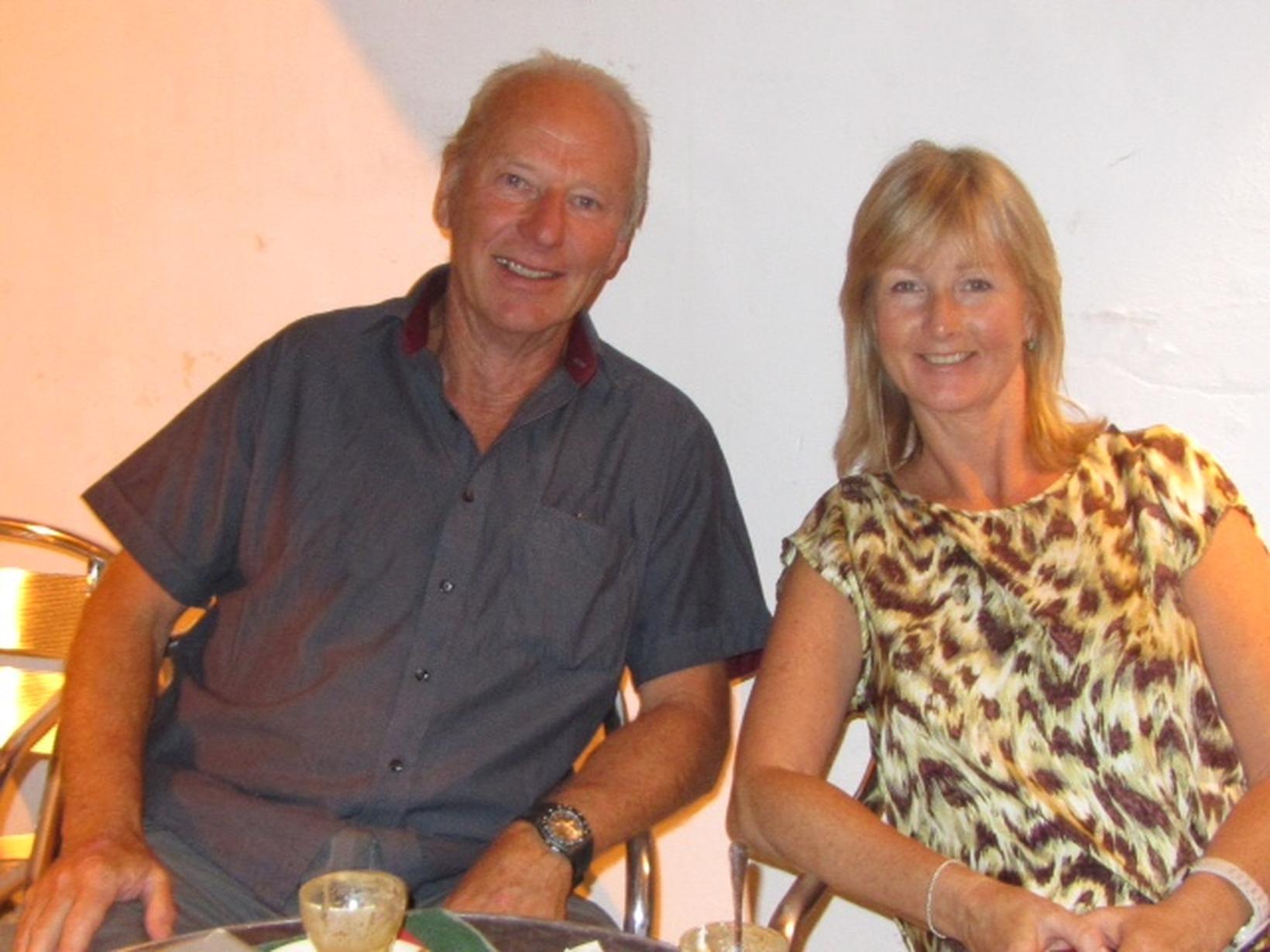 Paul & Ann from Auckland, New Zealand