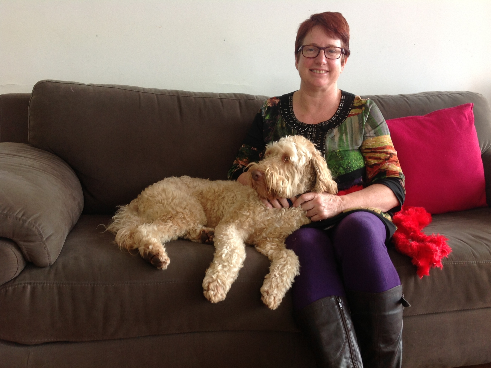 Felicity from Nelson, New Zealand