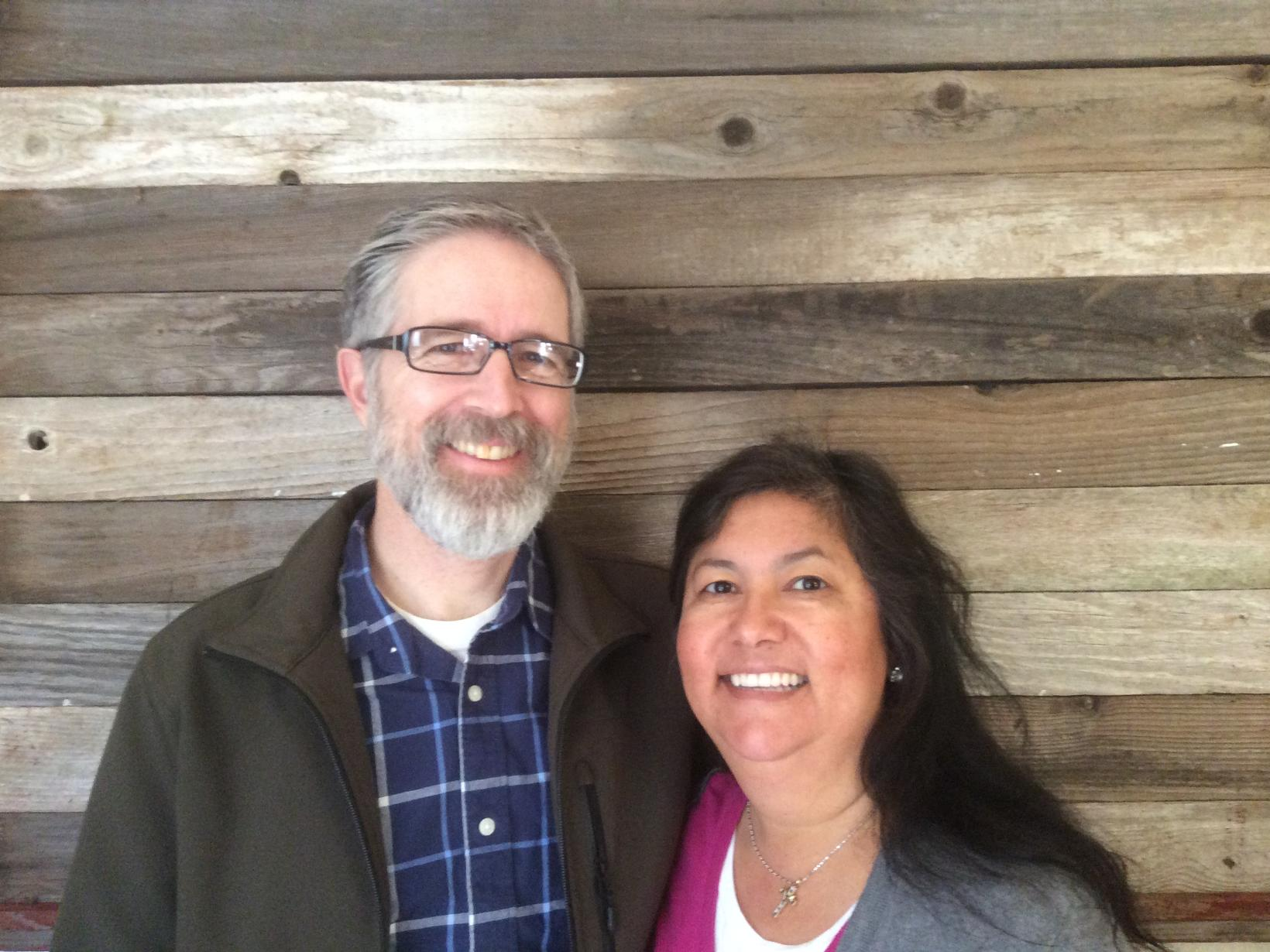 Richard & Maricela from Pleasanton, California, United States
