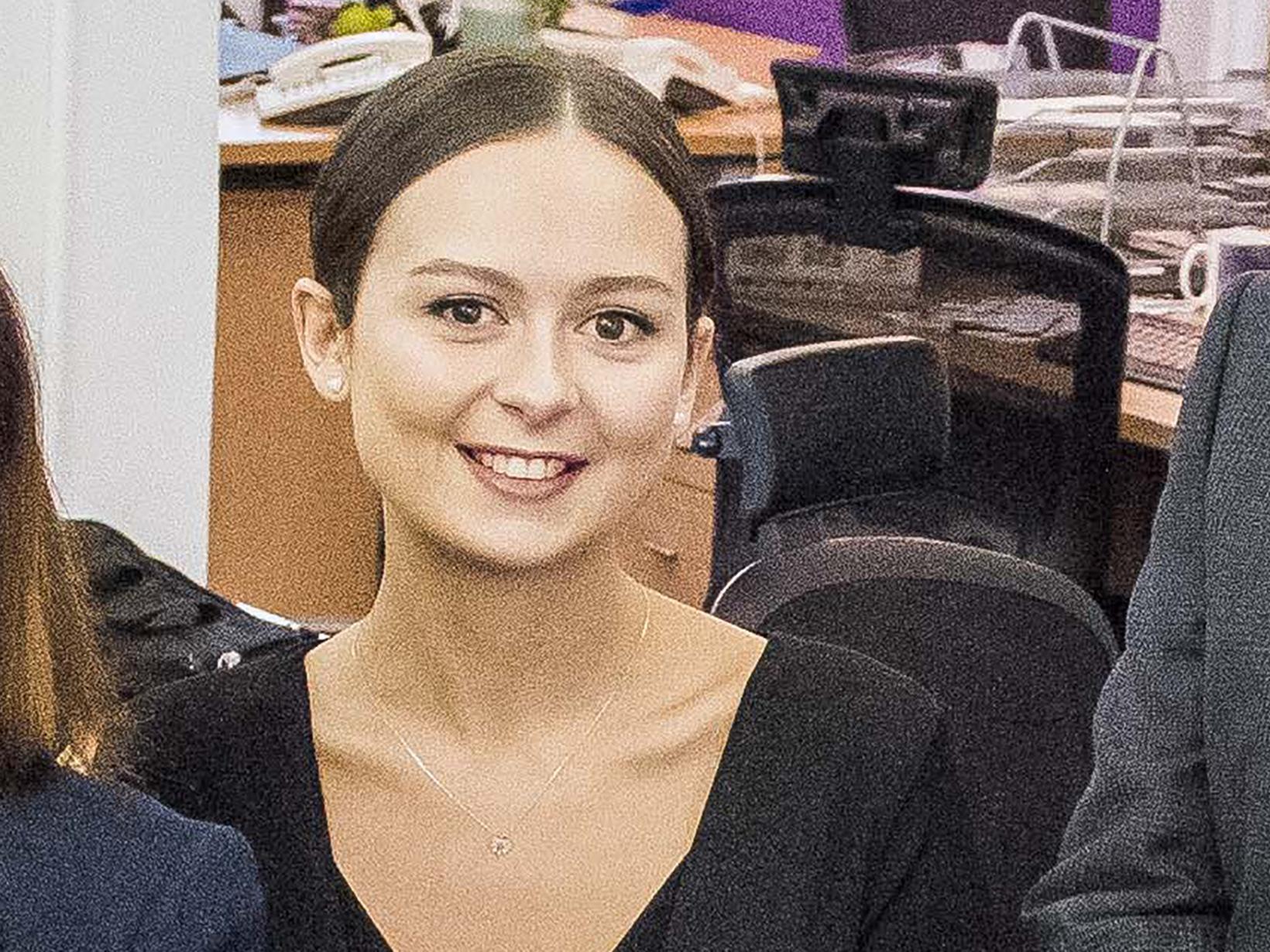 Katie from Glasgow, United Kingdom