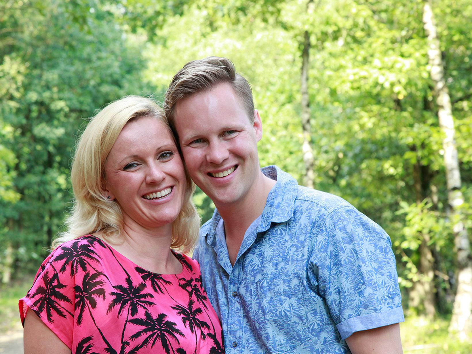 Christian & Sonja from Hannover, Germany