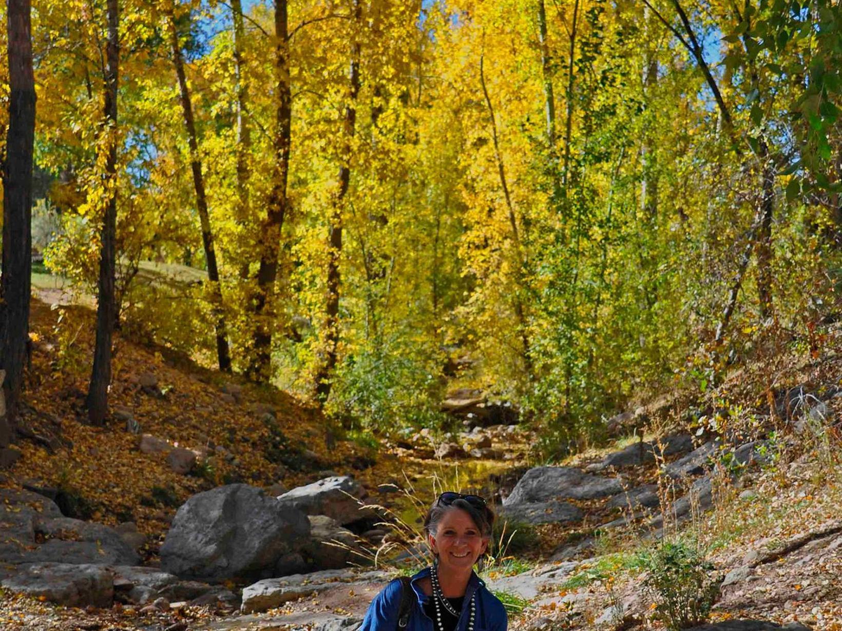Nancy from Santa Fe, New Mexico, United States