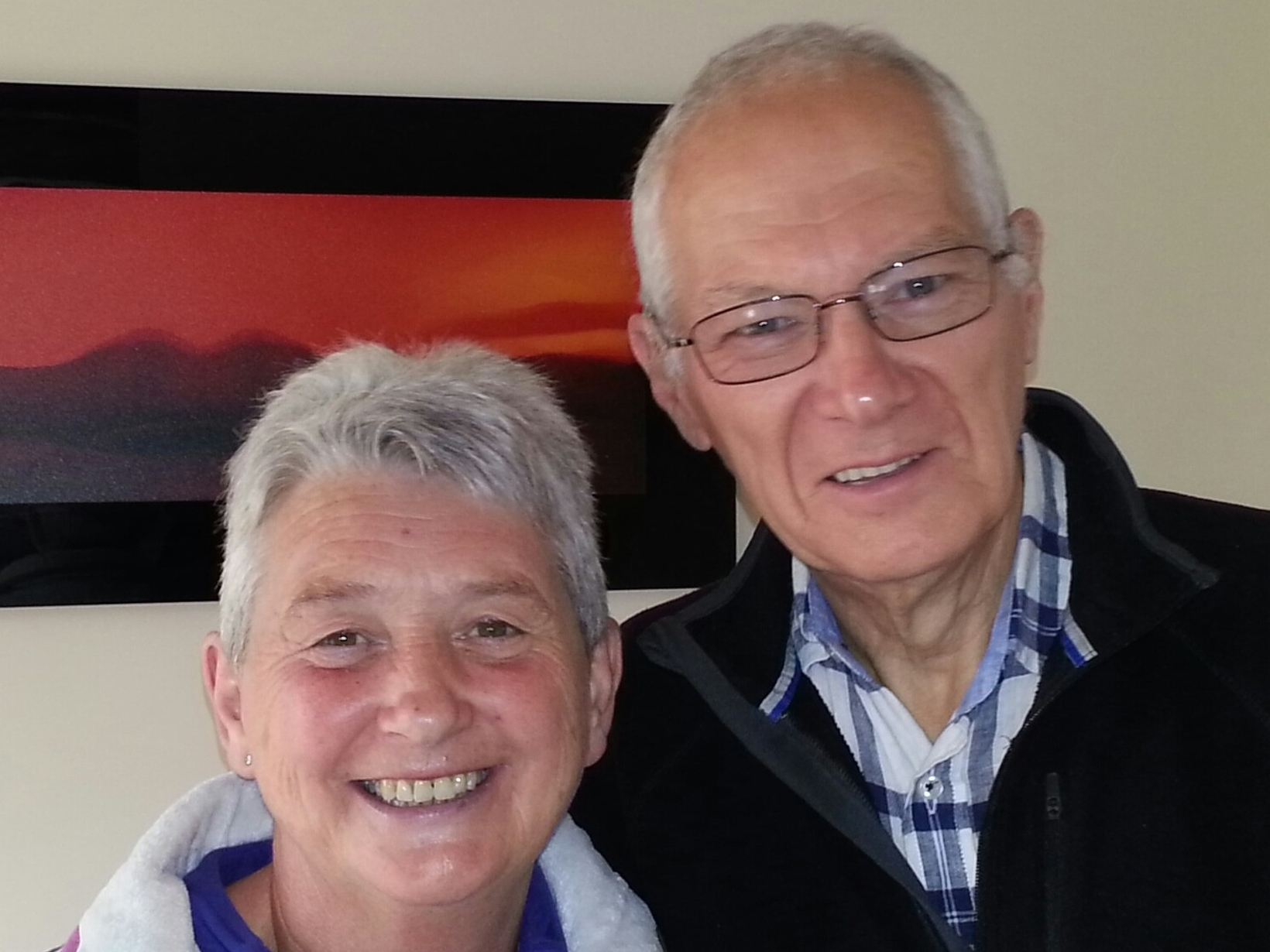 Ann & Martin from Manchester, United Kingdom
